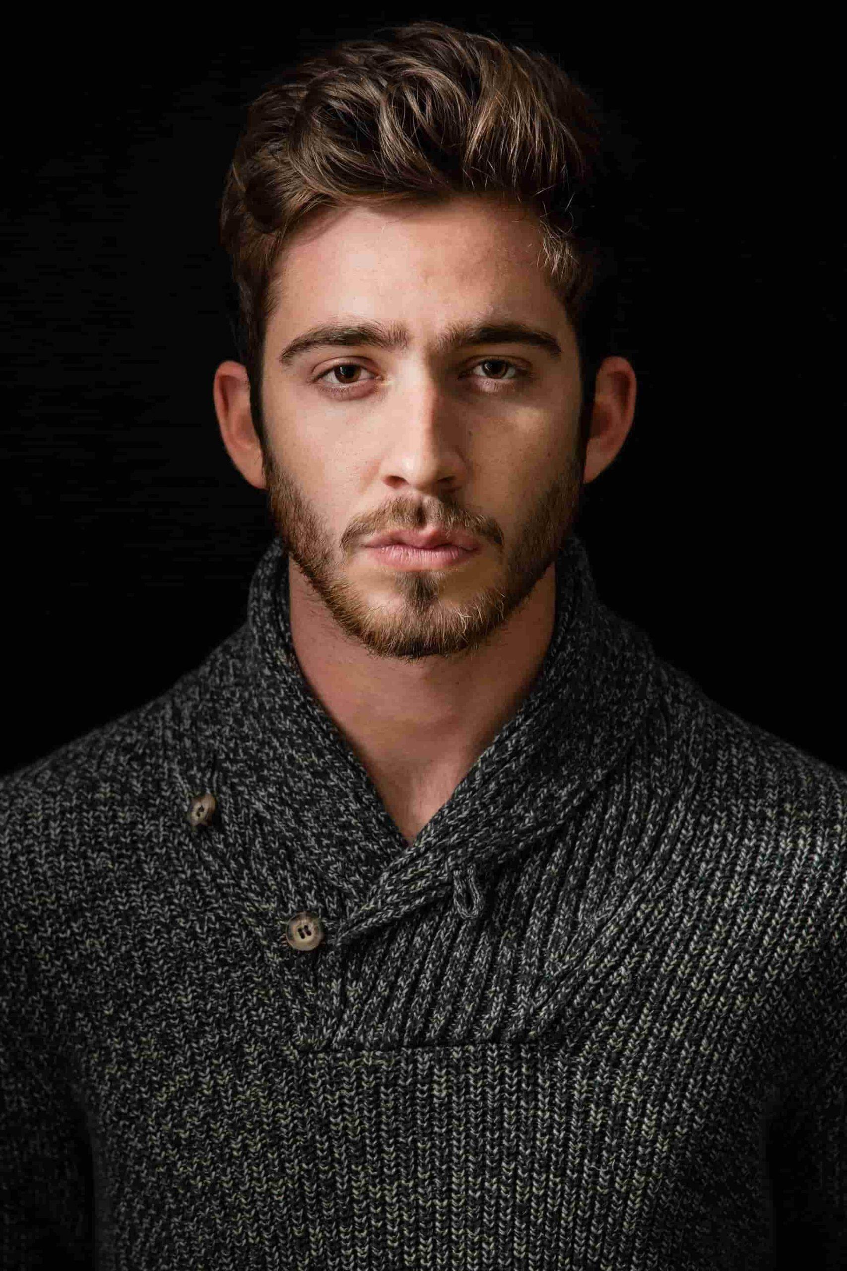 Headshot Photography Mistakes; portrait photo of a man